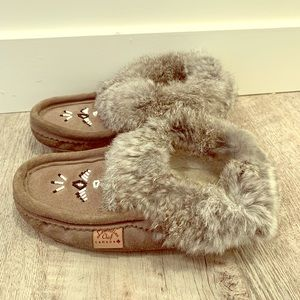 Other - Moccasin slippers